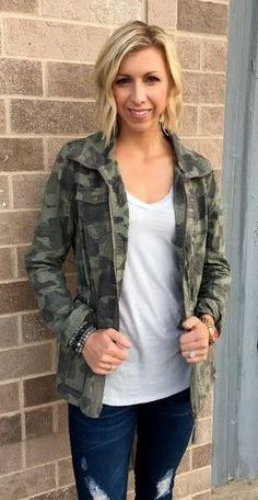 Jordan Camo Jacket
