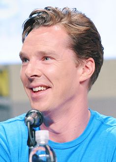 Benedict at SDCC - July 26th 2014