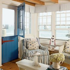Compact Cottage - Designer Tricks for Small Spaces - Coastal Living