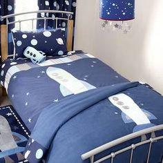Dunelm Kids Ollie Stripe Duvet Cover