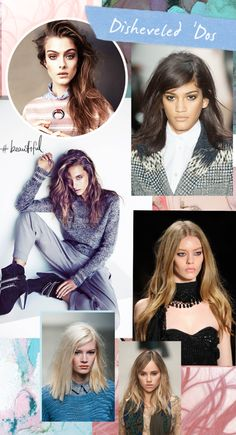 Model Off-Duty Hair Inspiration   Beauty High