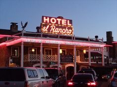 El Rancho Hotel - Route 66 - Gallup, New Mexico, USA. - Route 66 - The Mother Road on Waymarking.com