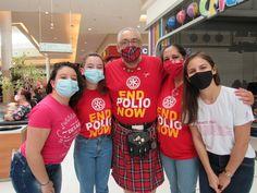 End Polio Now, Rotary Club, Polo, Christmas Sweaters, Shopping, Fashion, Moda, Polos, Fashion Styles
