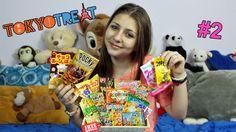 Assaggiamo Snack Giapponesi from TokyoTreat + Onigiri ! # 2