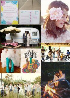 Festival Wedding Inspiration Board http://twitterme.net like it - ecommerce olus service. we sell everything