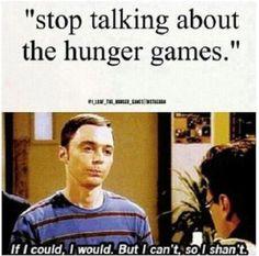 Sheldon speaks the truth.