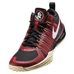 Florida State Seminoles Nike Lunar TR1 Shoe - Team Gold/Team Garnet/White/Black