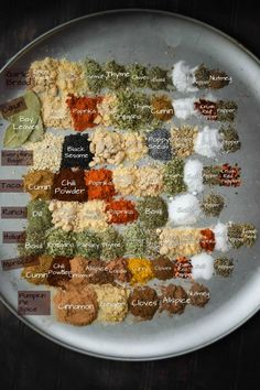Edible Gifting Week #2: 8 Homemade Spice Mixes | Gringalicious