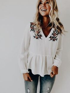 94243b6b81 46 Boho Chic Outfit Every Girl Should Try