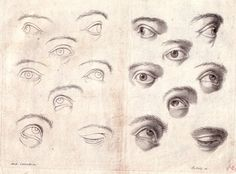 Planche yeux