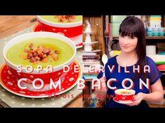 SOPA DE ERVILHA COM BACON | Depois dos Quinze 16 #ICKFD - YouTube