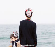 Chibi Boy, My Big Love, Ulzzang Boy, Handsome Boys, Laos, Chinese, Fan Art, Anime, Fashion