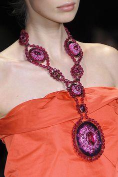 Lanvin Jewelry Details