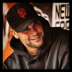 Ryan Vogelsong! His wife is lucky...he's soooo hot! :)