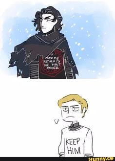 theforceawakens, kyloren, tumblr, starwars, hux