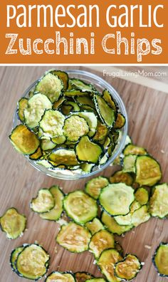 Oh MY Goodness. These zucchini chips are SO good. Full of flavor, and just a little spicy because of the pepper. Amazingly easy to make, too! Would be perfect with a homemade garlic dip. Primal friendly and a low carb snack.