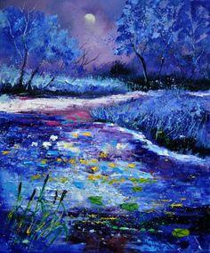 pond 5631 - - Ledent