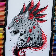 Warrior leopard! My first prismacolor drawing :) SOLD. #art #artist #myart #illustration #prismacolors #drawing #WorldOfArtists #realistic_arts #arts_realistic #arts_gallery #instartpics #arts_help #sketch_daily #spotlightonartists #artacademy #art_empire #artist_magazine #artsanity #artofdrawingg #nawden #moanart #instartlovers #creative_instaarts