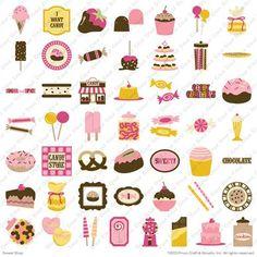 Cricut® Lite Sweet Shop cartridge