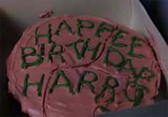 Harry Pitter turns 34 years old