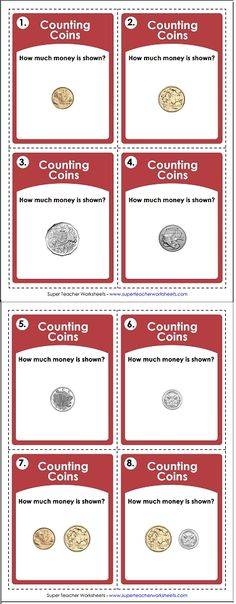 Worksheets, Skip counting and Count on Pinterest