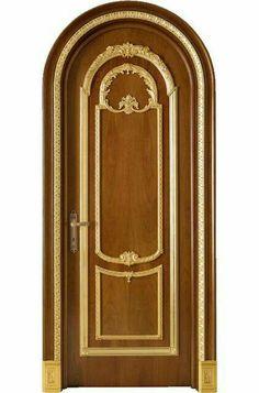 French Antique Interior Doors - Hand Made in Italy - traditional - spaces - miami - EVAA International, Inc. Wooden Glass Door, Wooden Door Design, Wooden Doors, Traditional Interior Doors, Double Doors Interior, Panel Doors, Windows And Doors, Classic Doors, Antique Interior