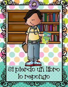 Sí pierdo un libro. .