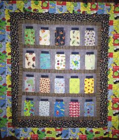 Bug Jar Quilt Shelf Pattern | BUG JAR QUILT! | Projects to Try ... : bugs in a jar quilt pattern - Adamdwight.com