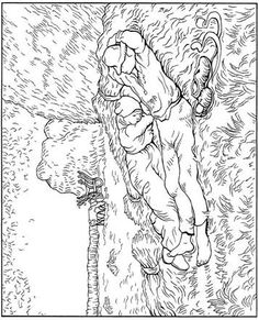 coloring page Vincent van Gogh on Kids-n-Fun. Coloring pages of Vincent van Gogh on Kids-n-Fun. More than coloring pages. At Kids-n-Fun you will always find the nicest coloring pages first! Sunflower Coloring Pages, Cool Coloring Pages, Animal Coloring Pages, Coloring Books, Van Gogh Drawings, Artist Van Gogh, Sunflower Colors, Art Van, Famous Art