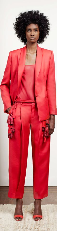 Adam Lippes Spring 2015 Ready-to-Wear