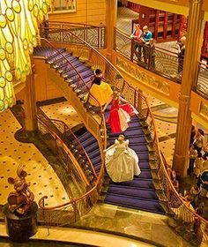 pictures of disney fantasy cruise ship | Courtesy of Disney Cruise Line #cruisepictures