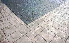 Pavimentos de hormigón impreso en Valencia                                                                                                                                                                                 Más