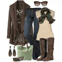 Great colors, love those boots!stitchfix.com/referral/10650170