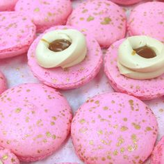Shay Mitchell's Created the Prettiest Little Macarons — We Tell No Lies: Pretty Little Liars actress Shay Mitchell is finding even more ways to enter the food scene — beyond her lifestyle website, Amore