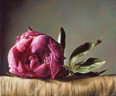 Magenta - 2013 olio su tavola cm 20x25 © Gianluca Corona