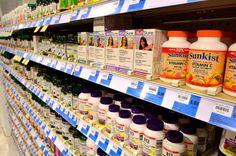 vitamiinit ja lisäravinteet