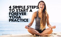 One of the most common questions beginner students ask is how to start a yoga practice. Many people are intimidated by the thought of practicing yoga. Morning Yoga Routine, Different Types Of Yoga, Relaxing Yoga, Ashtanga Yoga, Iyengar Yoga, Vinyasa Yoga, Yoga Poses For Beginners, Yoga For Weight Loss, Yoga Tips