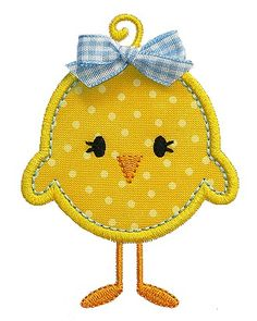 Free Applique Designs | have also included a version without the eyelashes so it is not too ...