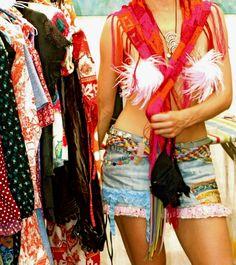 #TinkerTailorCo Hot Festival Mini Skirt