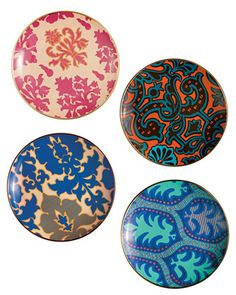 Tracy Reese - Neiman Marcus + Target Set of Four Dessert Plates