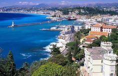 Costa Azul - Niza - Francia  One day so gona live there