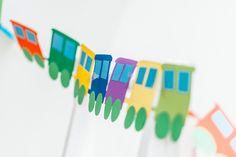 Ein süßer Kindergeburtstag mit dem Motto Zug   mummyandmini.com kidsparty train theme Fotos: Erika Martins