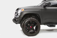 Fab Fours 2016+ Tundra Vengeance Front Bumper w/No Guard
