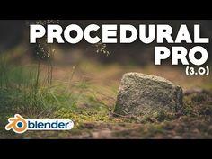 The Ultimate Procedural Texture Generator - Procedural Pro Blender 3d, Cinema 4d Tutorial, 3d Tutorial, Animation Stop Motion, 3d Animation, Blender Addons, Principles Of Animation, Robot Technology, Blender Tutorial