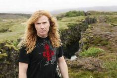 Mustaine  David Megadeth
