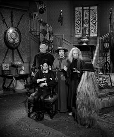 THE ADDAMS FAMILY - TV SHOW PHOTO #X71