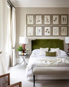 home decor bedroom Big Bedrooms, Small Room Bedroom, Home Decor Bedroom, Bedroom Ideas, Master Bedroom, Bedroom Green, Cozy Bedroom, Small Rooms, Bedroom Inspiration