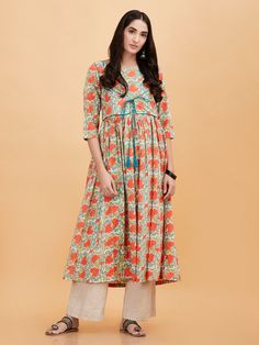 The Loom- An online Shop for Exclusive Handcrafted products comprising of Apparel, Sarees, Jewelry, Footwears & Home decor. Pakistani Dresses, Indian Dresses, Indian Outfits, Indian Clothes, Churidar, Salwar Kameez, Casual College Outfits, Cotton Anarkali, Girl Outfits