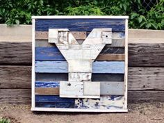 """Sports Decor, BYU Cougars - Like this idea but for a different team -  - MormonFavorites.com  """"I cannot believe how many LDS resources I found... It's about time someone thought of this!""""   - MormonFavorites.com"""