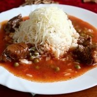 New Recipes, Stew, Food And Drink, Meat, Fine Dining, Red Peppers, Chef Recipes, Cooking